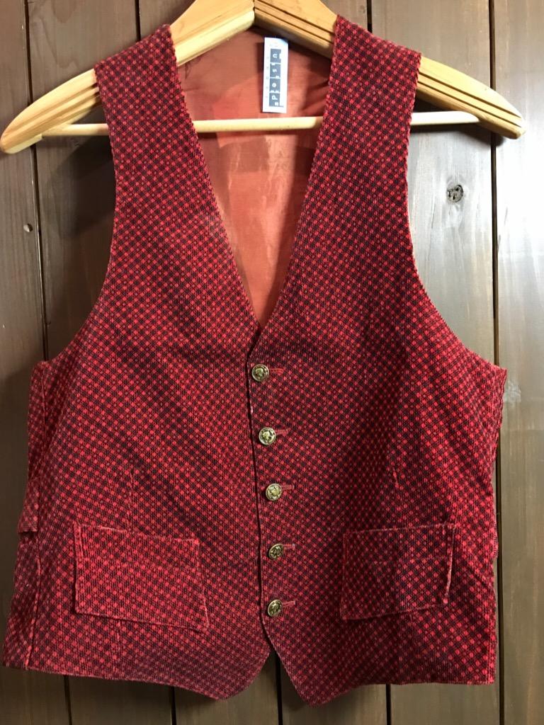 神戸店1/25(水)ヴィンテージ入荷!#2 50\'s HbarC Black Rayon Western Blouson!Mix Item!!!_c0078587_19531724.jpg