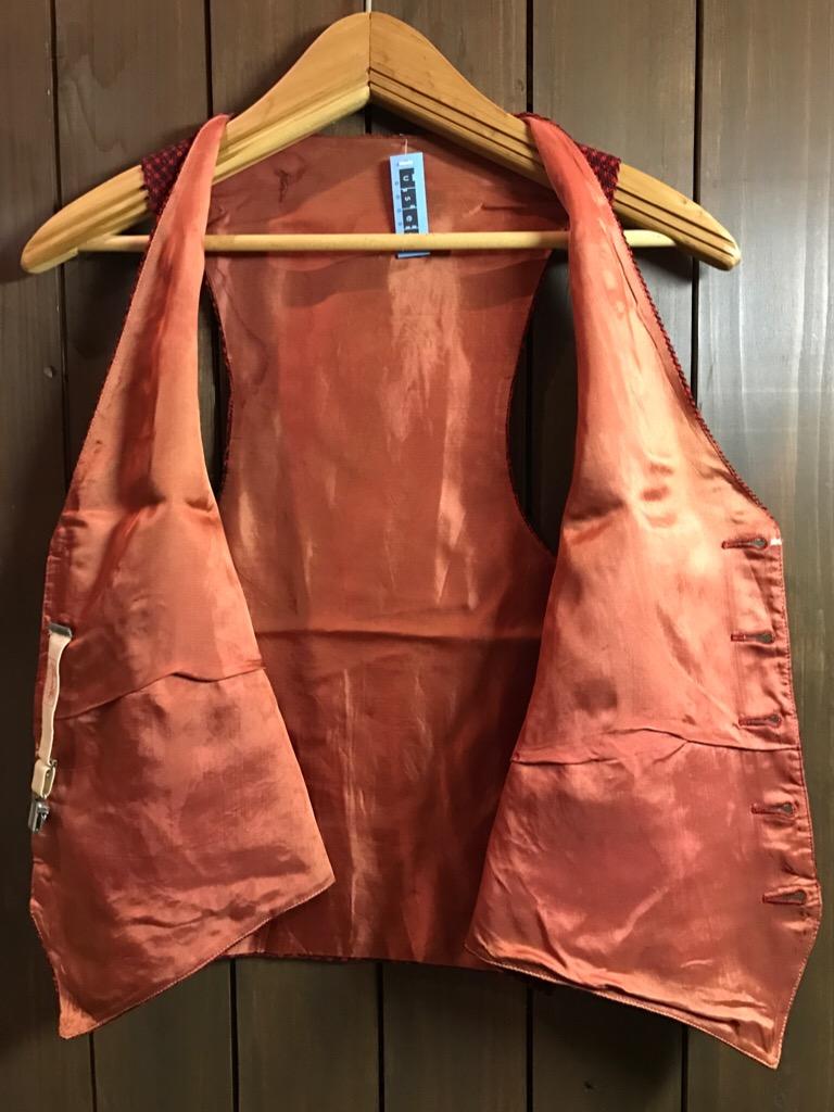 神戸店1/25(水)ヴィンテージ入荷!#2 50\'s HbarC Black Rayon Western Blouson!Mix Item!!!_c0078587_19534015.jpg
