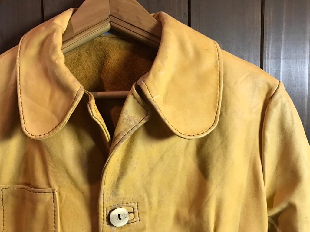 神戸店1/25(水)ヴィンテージ入荷!#2 50\'s HbarC Black Rayon Western Blouson!Mix Item!!!_c0078587_195983.jpg