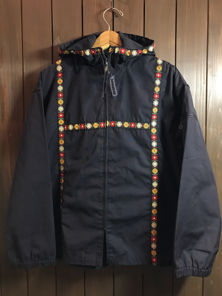 神戸店1/25(水)ヴィンテージ入荷!#2 50\'s HbarC Black Rayon Western Blouson!Mix Item!!!_c0078587_1973318.jpg