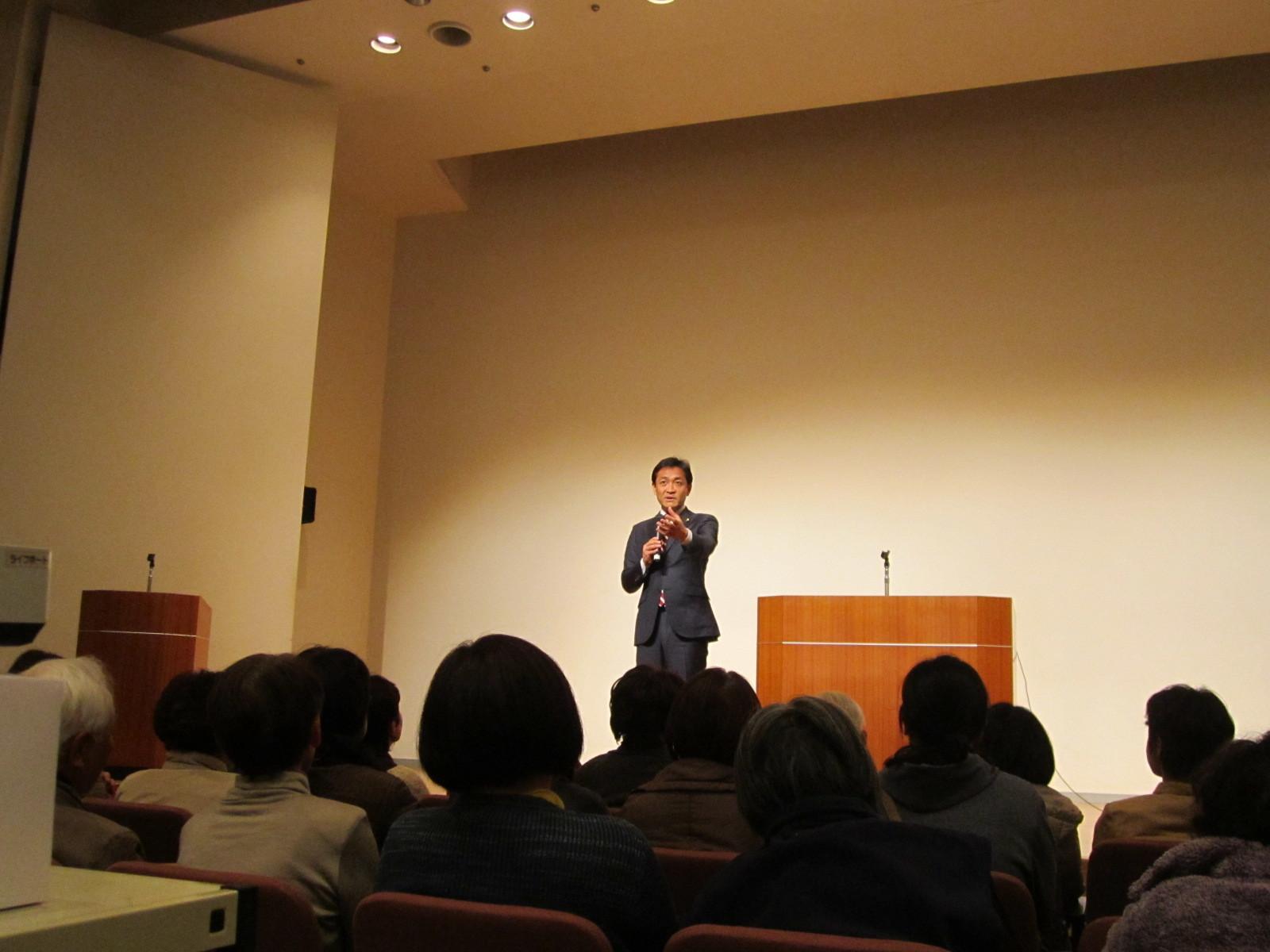 玉木雄一郎 & 関健一郎 講演会_c0189426_21211572.jpg