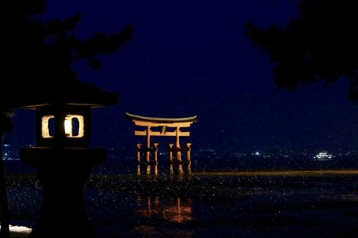 夜の宮島 広島旅行 - 10 -_f0348831_22281367.jpg