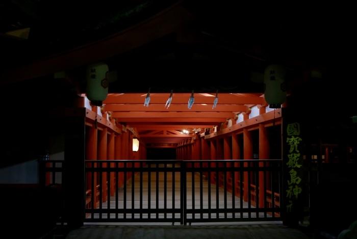 夜の宮島 広島旅行 - 10 -_f0348831_22282577.jpg