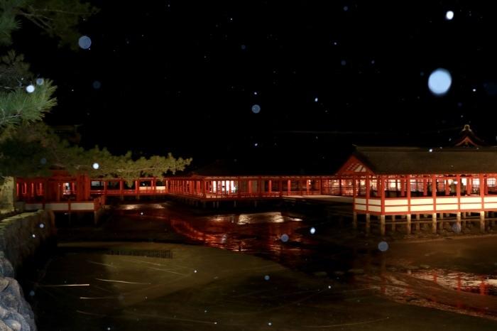 夜の宮島 広島旅行 - 10 -_f0348831_22283001.jpg