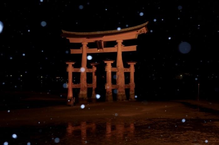 夜の宮島 広島旅行 - 10 -_f0348831_22285722.jpg