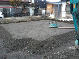 松本市南原の住宅 着工しました_e0180332_15140480.jpg