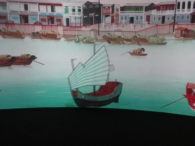 跨越海洋@香港歴史博物館(HKミュージアムオブヒストリー)6 (海外旅行部門)_b0248150_17544210.jpg