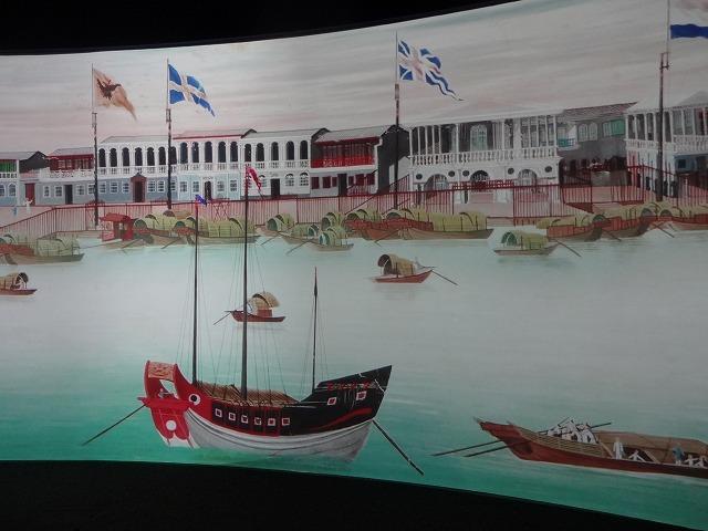 跨越海洋@香港歴史博物館(HKミュージアムオブヒストリー)6 (海外旅行部門)_b0248150_17555871.jpg