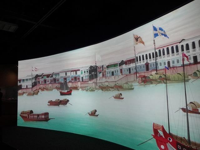 跨越海洋@香港歴史博物館(HKミュージアムオブヒストリー)6 (海外旅行部門)_b0248150_17570832.jpg
