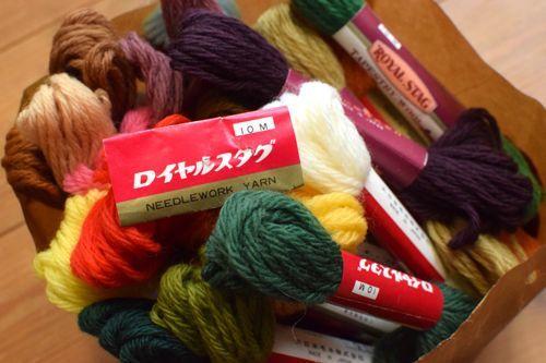 毛糸とか....._c0185674_12035921.jpg