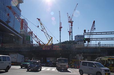 1月23日(月)今日の渋谷109前交差点_b0056983_15251142.jpg
