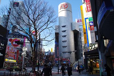 1月23日(月)今日の渋谷109前交差点_b0056983_15251384.jpg