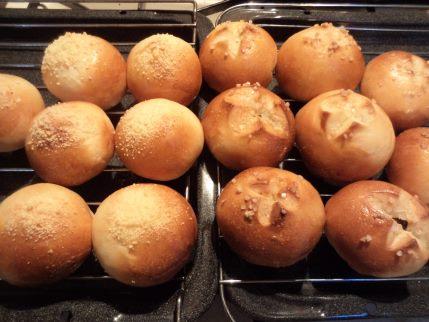 再トライのパン作り_b0207284_1892620.jpg