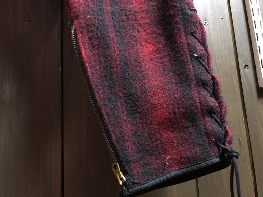 神戸店1/25(水)ヴィンテージ入荷!#4 30\'s ハトメ Mole Skin Hunting JKT!WoolItem!!!_c0078587_1859228.jpg