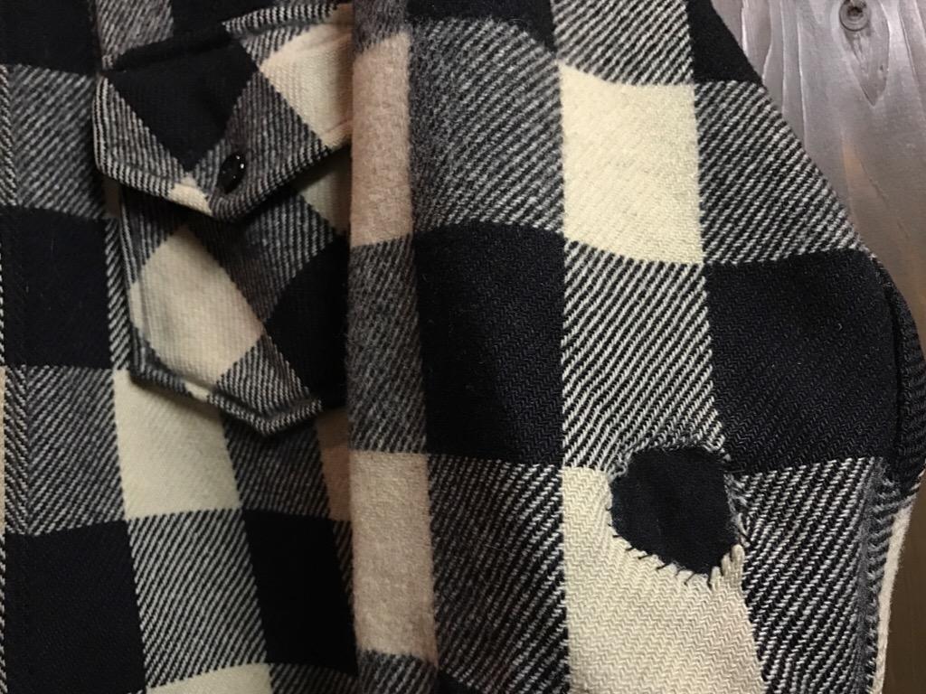 神戸店1/25(水)ヴィンテージ入荷!#4 30\'s ハトメ Mole Skin Hunting JKT!WoolItem!!!_c0078587_2044416.jpg