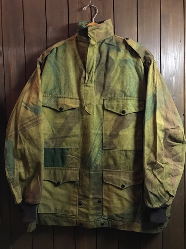 神戸店1/25(水)ヴィンテージ入荷!#5 British Army Denison Smock!US.Army Item!!!_c0078587_20552325.jpg