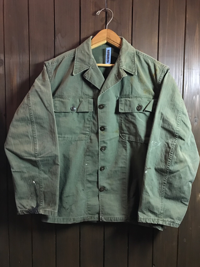 神戸店1/25(水)ヴィンテージ入荷!#5 British Army Denison Smock!US.Army Item!!!_c0078587_21132645.jpg