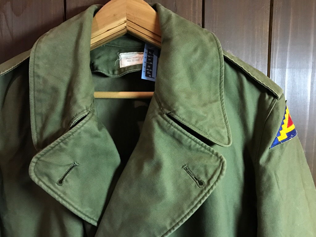 神戸店1/25(水)ヴィンテージ入荷!#5 British Army Denison Smock!US.Army Item!!!_c0078587_21193365.jpg