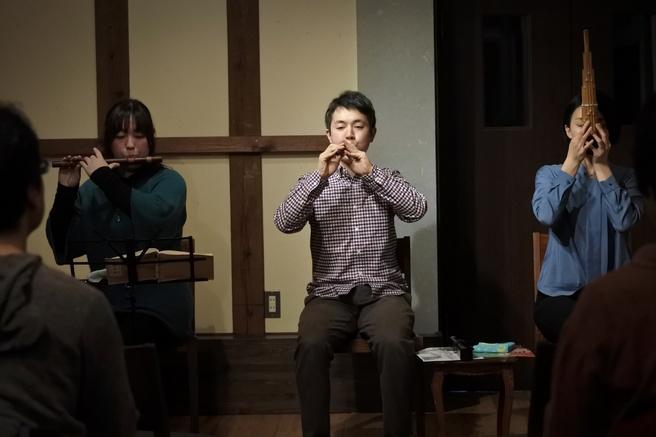 先週末インストア蔵ライブのこと-1「新潟楽所」さん_e0046190_16355367.jpg