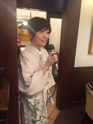 新年会&15周年記念パーティ♡その1_b0107003_12454321.jpg