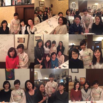新年会&15周年記念パーティ♡その1_b0107003_12454419.jpg