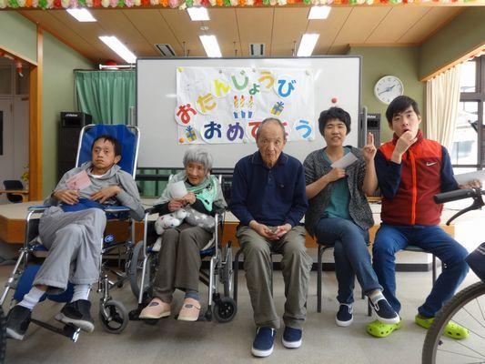 1/22 誕生日喫茶_a0154110_08234768.jpg