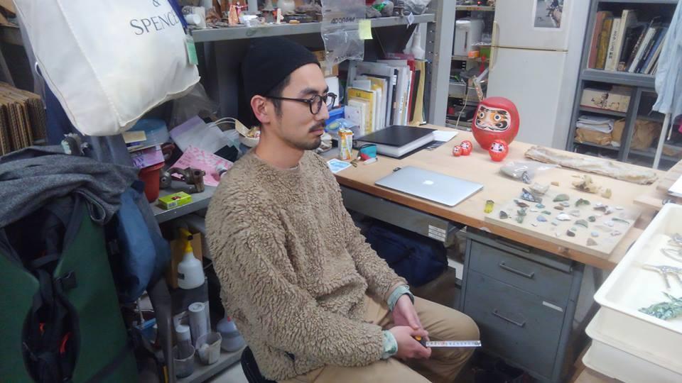 第10回「風土の祭り」参加作家インタビュー(crevasse)_c0366011_21550845.jpg