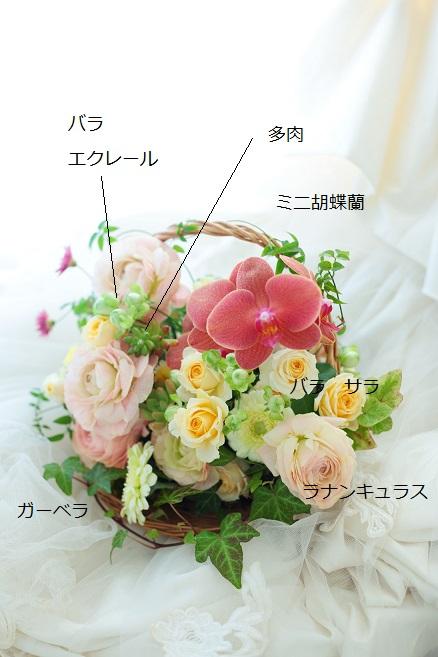 お母様のお誕生日御祝いに 遠方同士を花がつなぐ_a0042928_10272480.jpg