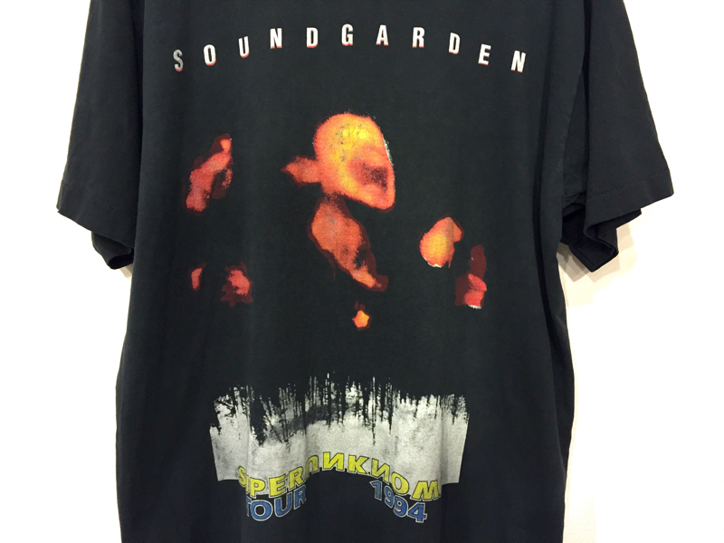「 SONIC YOUTH & SOUND GARDEN 」_c0078333_21372252.jpg