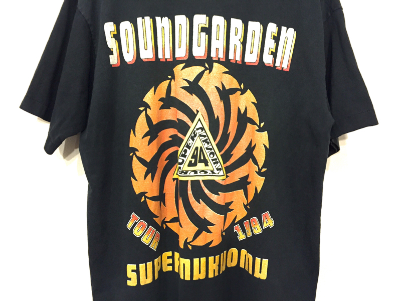 「 SONIC YOUTH & SOUND GARDEN 」_c0078333_21372364.jpg