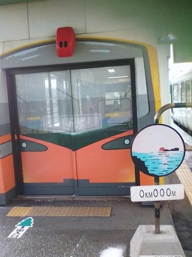 ROAD TO 北海道⑧リゾートしらかみの車内で(旅行部門)_d0057733_23392994.jpg
