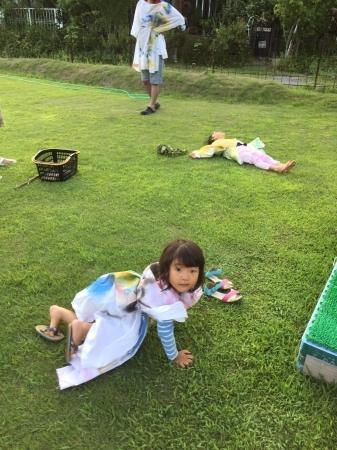 8月9月 楽しいお化けちゃん と アートキャンプ_c0217044_00014172.jpg
