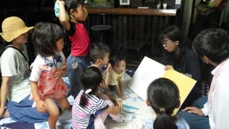 8月9月 楽しいお化けちゃん と アートキャンプ_c0217044_00033164.jpg