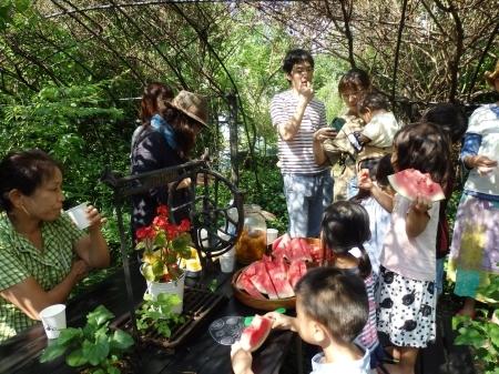 8月9月 楽しいお化けちゃん と アートキャンプ_c0217044_00061064.jpg