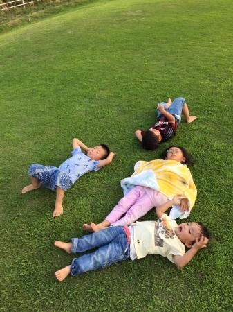 8月9月 楽しいお化けちゃん と アートキャンプ_c0217044_00080078.jpg