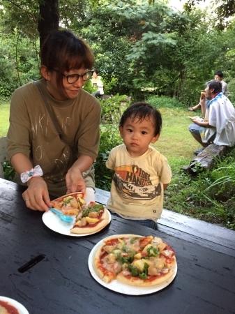 8月9月 楽しいお化けちゃん と アートキャンプ_c0217044_00090862.jpg