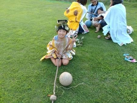 8月9月 楽しいお化けちゃん と アートキャンプ_c0217044_00113699.jpg