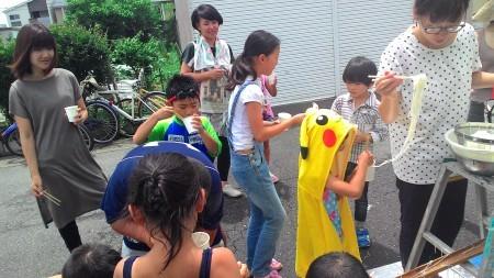 8月9月 楽しいお化けちゃん と アートキャンプ_c0217044_00270521.jpg