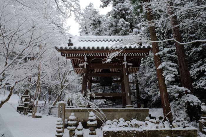 京都  今熊野観音寺  1/15 雪積もったけど1時間半しか時間ないの巻_f0021869_22310362.jpg