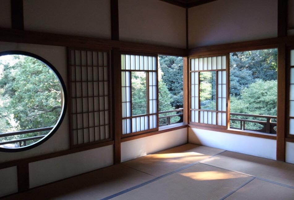 旧前田侯爵家 駒場本邸・和館での静謐なひと時_a0138976_1042697.jpg