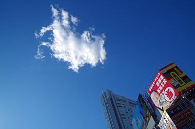 1月24日(火)今日の渋谷109前交差点_b0056983_14323732.jpg