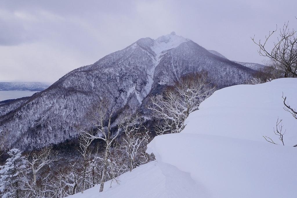 幌平山、2017.1.24_f0138096_20404804.jpg