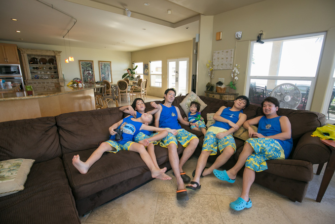 2017正月ハワイ~TRIP SNAPで家族写真撮影~_f0011498_16211928.jpg
