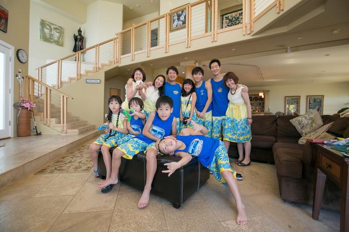 2017正月ハワイ~TRIP SNAPで家族写真撮影~_f0011498_16232153.jpg
