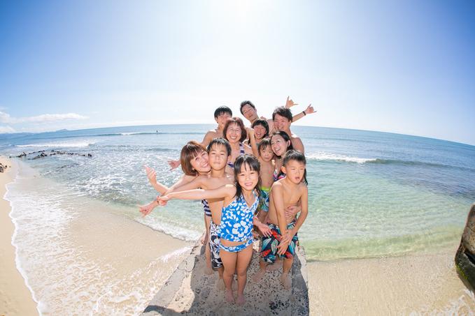 2017正月ハワイ~TRIP SNAPで家族写真撮影~_f0011498_16354270.jpg
