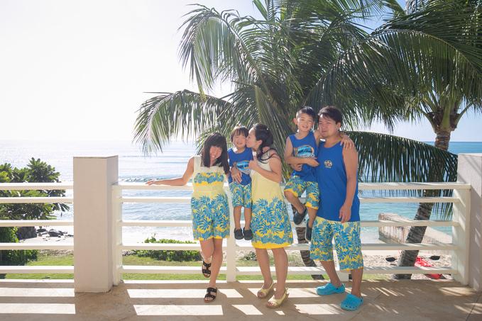 2017正月ハワイ~TRIP SNAPで家族写真撮影~_f0011498_16375854.jpg