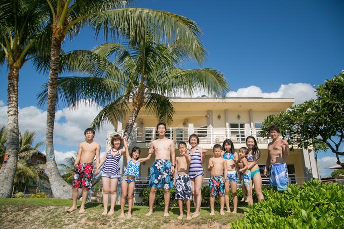 2017正月ハワイ~TRIP SNAPで家族写真撮影~_f0011498_16413494.jpg