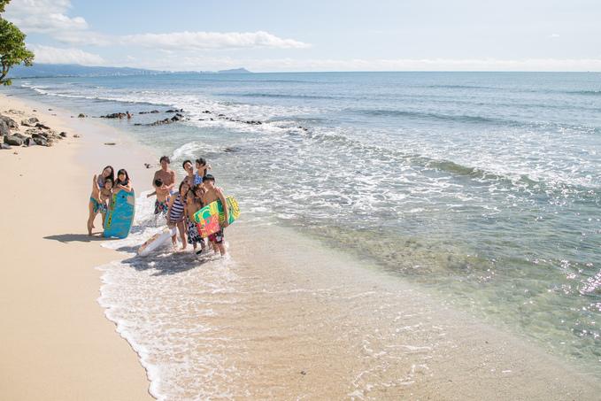 2017正月ハワイ~TRIP SNAPで家族写真撮影~_f0011498_16422713.jpg