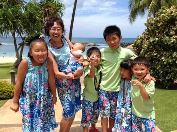 2017正月ハワイ~TRIP SNAPで家族写真撮影~_f0011498_16543563.jpg