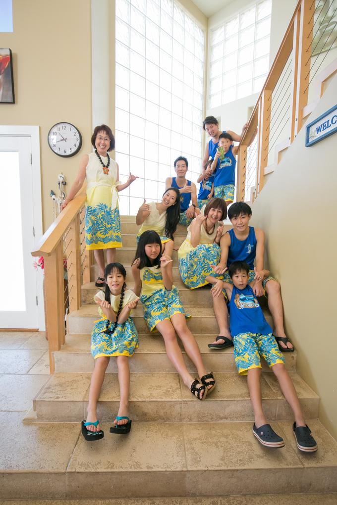 2017正月ハワイ~TRIP SNAPで家族写真撮影~_f0011498_17121390.jpg